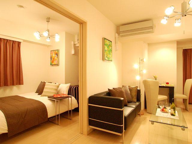 Tokyo Apartments Central Tokyo GINZA | Serviced Apartments