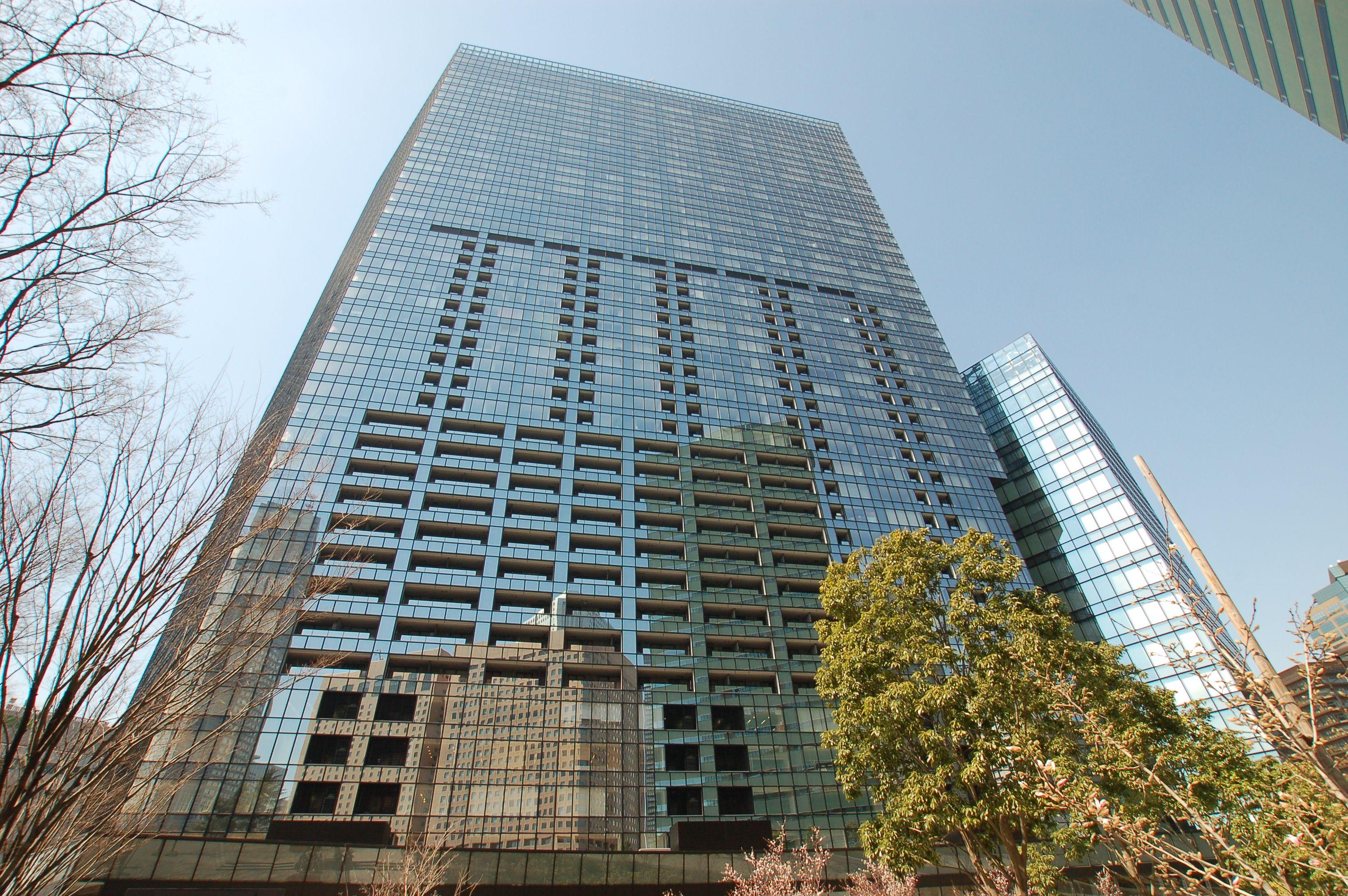 賃貸マンション セントラルパークタワー・ラ・トゥール新宿