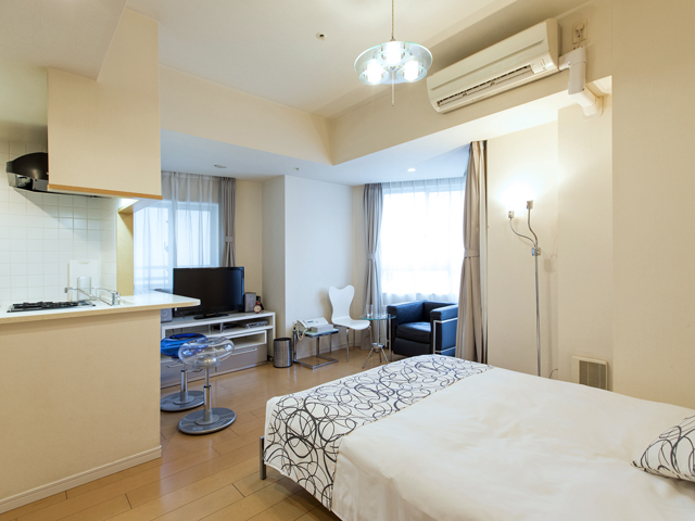 Central Crib Roppongi Ii Serviced Apartments
