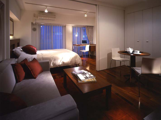 Serviced Apartments ICHIGO SERVICED APARTMENTS TAKANAWADAI