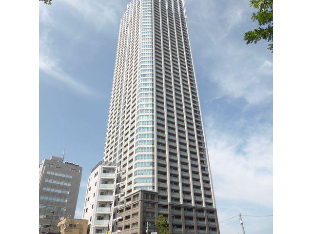 賃貸マンション 富久クロスコンフォートタワー
