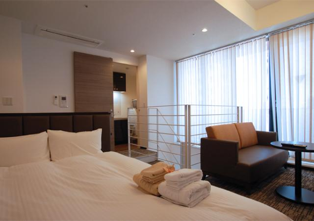 Serviced Apartments APA SERVICED RESIDENCE SHINJUKU